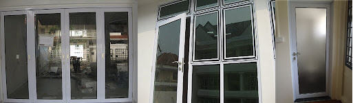 Glass Casement Door