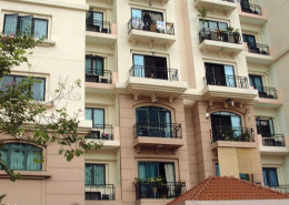 Safety for balcony in high rise buildings