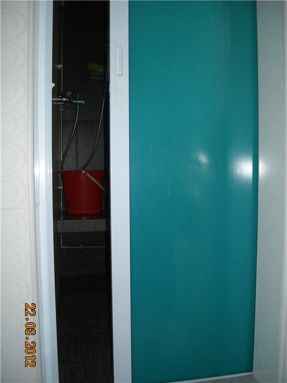 Sliding Acrylic Door